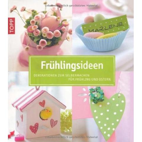 Buch Frühlingsideen
